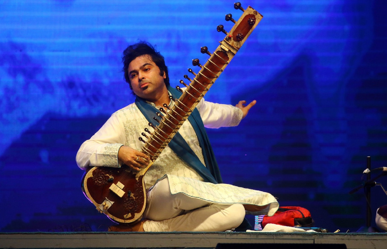 Purbayan Chatterjee Sitar Music Concert
