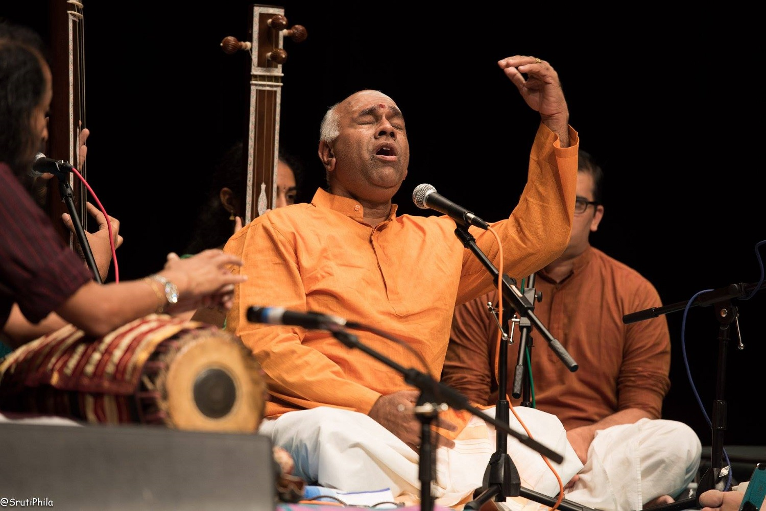 Vijay Siva Carnatic Music Concert, Saturday, October 19, 2019